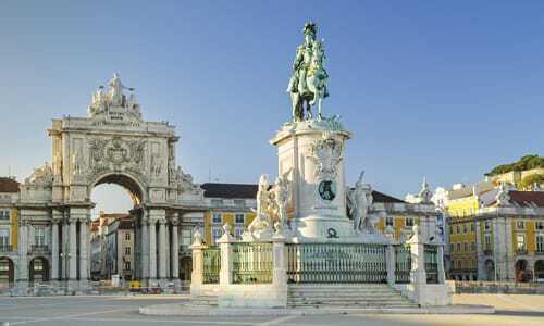 Feiertage in Lissabon - Champions League oder Pfingsten