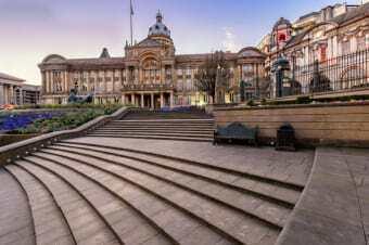 piazza Birmingham