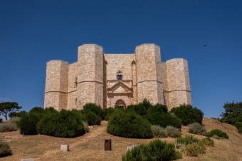 templari castel del monte