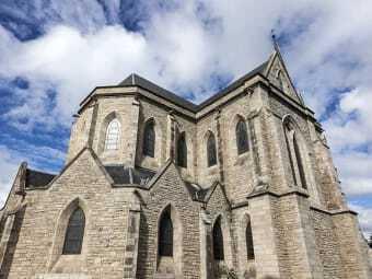 Cattedrale Nuestra Señora de Nahuel Huapi a San Carlos de Bariloche