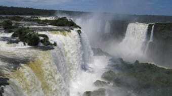Cascate di Iguazù a Formosa