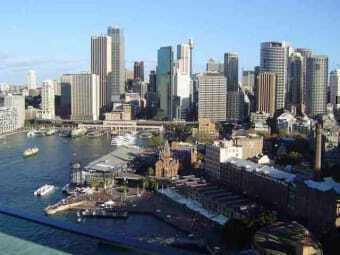 Città di Sydney