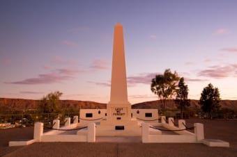 Monumento di Alice Springs