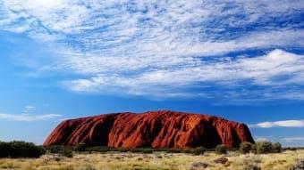 Paesaggio di Alice Springs