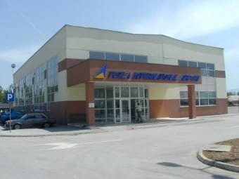 noleggio auto aeroporto di Tuzla