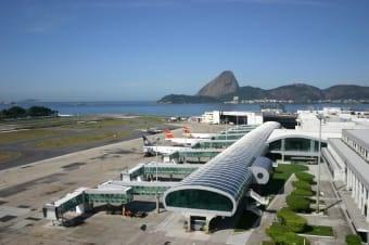 Aeroporto di Rio - Santos Dumont