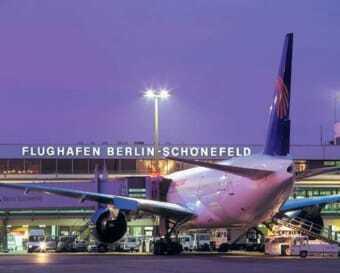 Berlin Schönefeld Flughafen