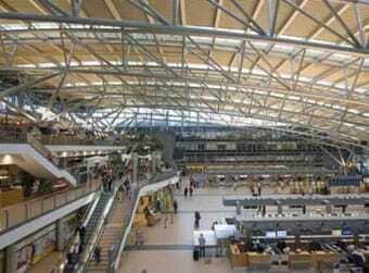 Flughafen Fuhlsbüttel Hamburg
