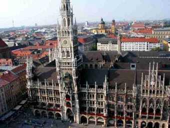 Monuments in Munich