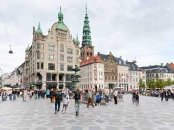 city of  Copenhagen