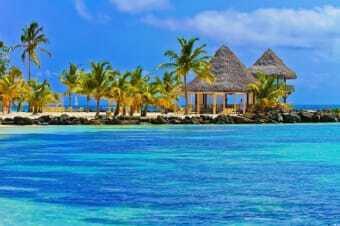 Le spiagge di Punta Cana