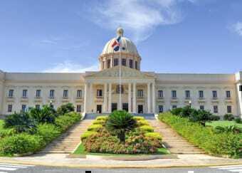 Palazzo del Governo a Santo Domingo