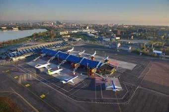 Airport of Tallinn