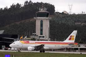 Airport La Coruna