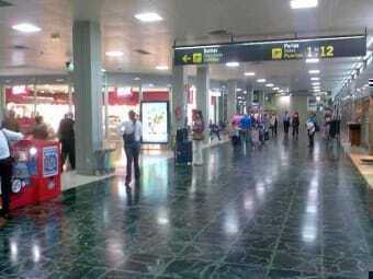 Airport Santiago de Compostela
