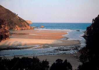 Coast of Oviedo