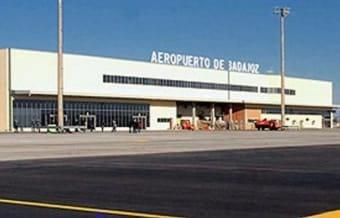 Airport Badajoz