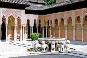 Monuments in Granada