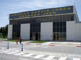 Airport of Granada