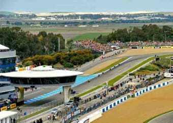 MotoGP in Jerez de la Frontera