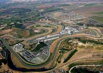Circuit in Jerez de la Frontera