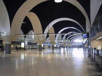 Airport of Seville