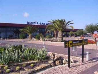 Aeropuerto de Murcia