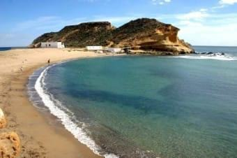 Playas de la provincia de Murcia
