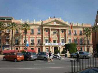 Alquiler de coches Murcia aeropuerto