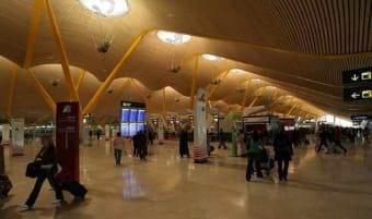 Airport Madrid - Barajas