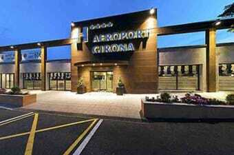 Airport of Girona