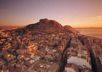 Sehenswürdigkeiten in Alicante