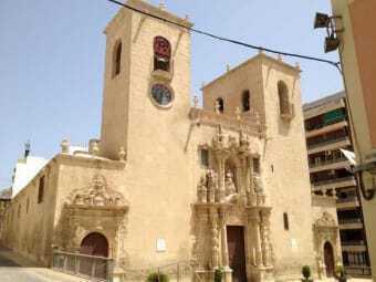Kirchen in Alicante