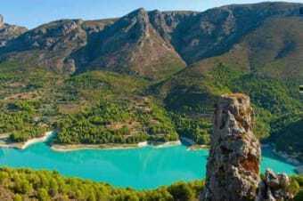 Landschaft Alicante