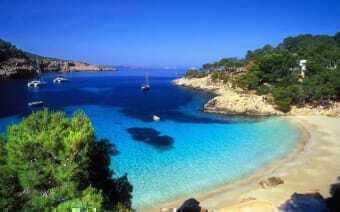 Küste Ibiza
