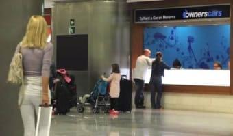 Flughafen Menorca