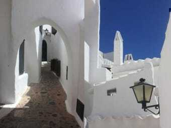 Stadt - Menorca