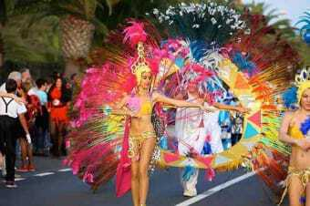 Festivity in Tenerife