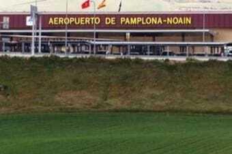 Airport Pamplona