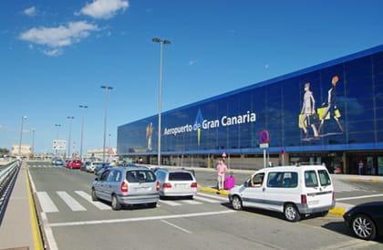 Transport Flyplass Gran Canaria