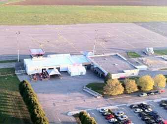 noleggio auto aeroporto di Dole
