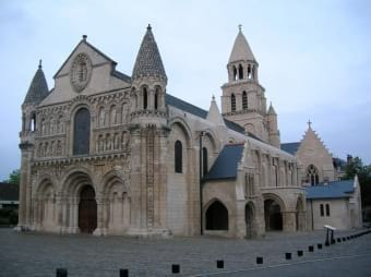 Poitiers Notre Dame