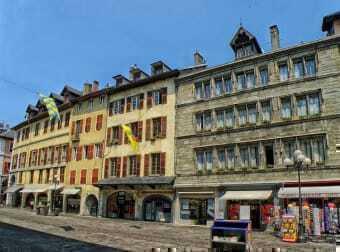 Città di Chambéry