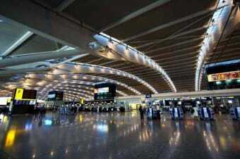 Aeropuerto e Londres- Heathrow