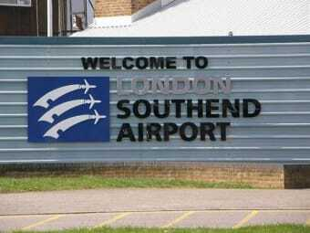 Airport of London - Southend