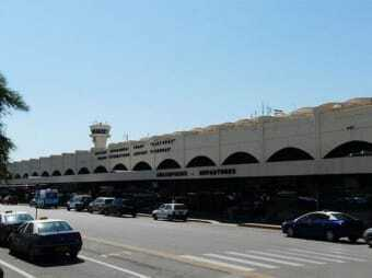 airport of  Rhodes