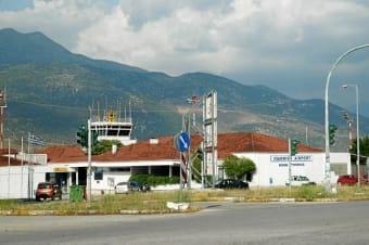 noleggio auto aeroporto Giannina