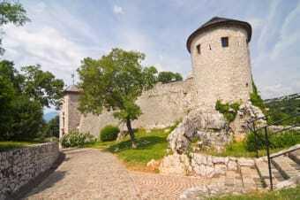 Castello Tersatto a Fiume