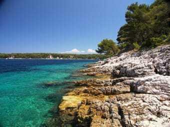 Lido in Croazia