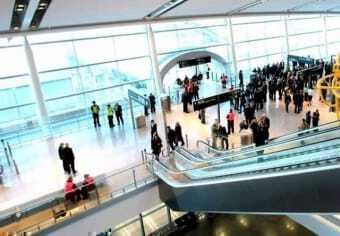 Airport of  Dublin